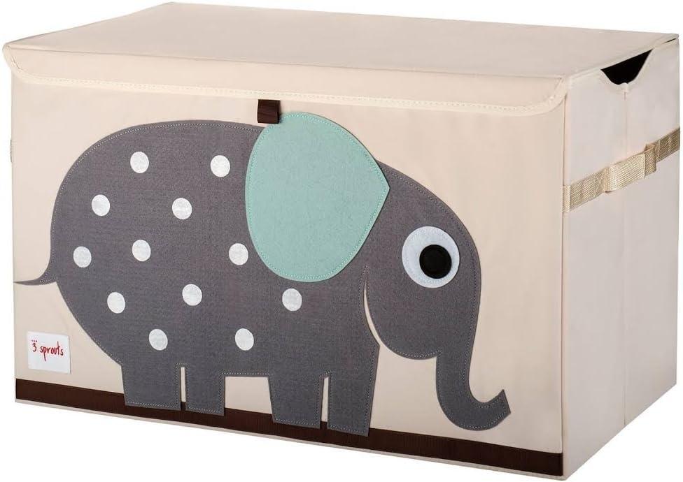 Caisse de rangement Hippopotame 3 sprouts