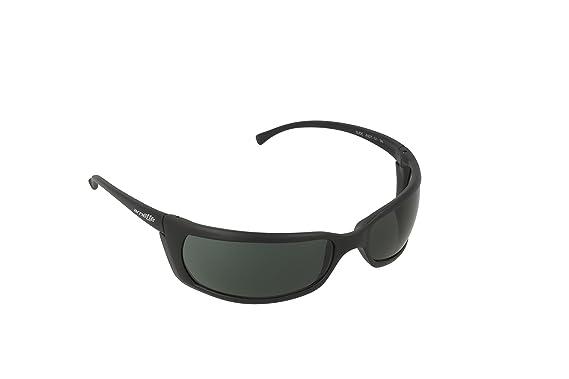 Arnette mixte adulte Montures de lunettes, Noir (Negro/Gris), 66