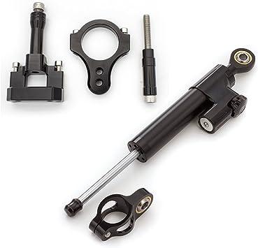 For Yamaha R3 R25 MT25 2015-2017 CNC Steering Stabilize Damper Bracket Mount Kit