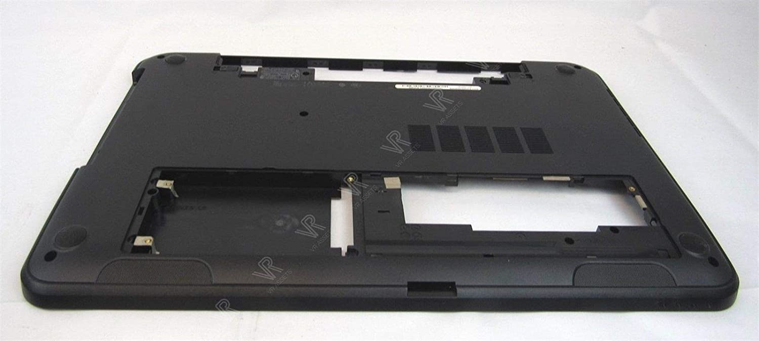 474T7 - Refurbished - Black - Dell Inspiron 17 (5737 / 3737) Laptop Base Bottom Cover Assembly - 474T7