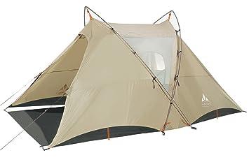 VAUDE Sly Fox C& Tent sand 40  sc 1 st  Amazon UK & VAUDE Sly Fox Camp Tent sand 40: Amazon.co.uk: Sports u0026 Outdoors