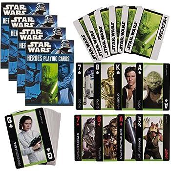 Amazon.com: Cartamundi Star Wars Rebels Playing Cards in ...