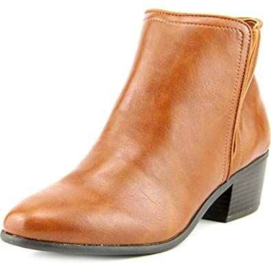 Fannia Women US 10 Brown Ankle Boot