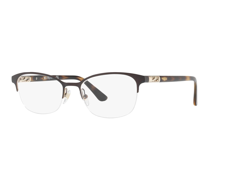 Amazon.com: Vogue vo4067 Monturas de anteojos 997 – 51 ...