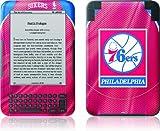 Skinit Kindle Skin (Fits Kindle Keyboard), Philadelphia 76ers
