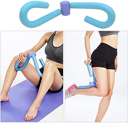 Thigh Master Legs Arms Muscles Fitness Equipments Workout Exerciser Machine Gym