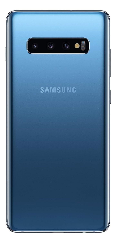 Samsung Galaxy S10 Plus (Black, 8GB RAM, 128GB/512GB Storage)