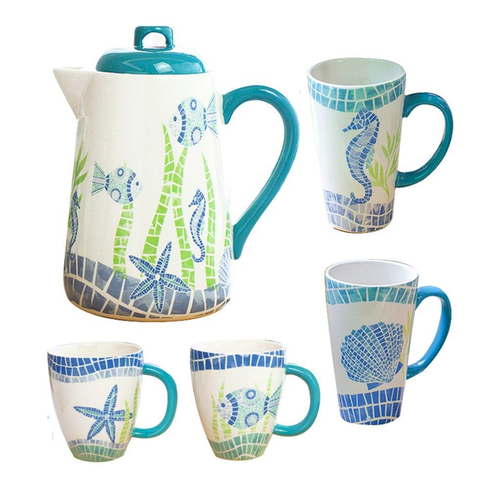 Xwuhan Wasser Kit Cool-Keramik Cup Set-C