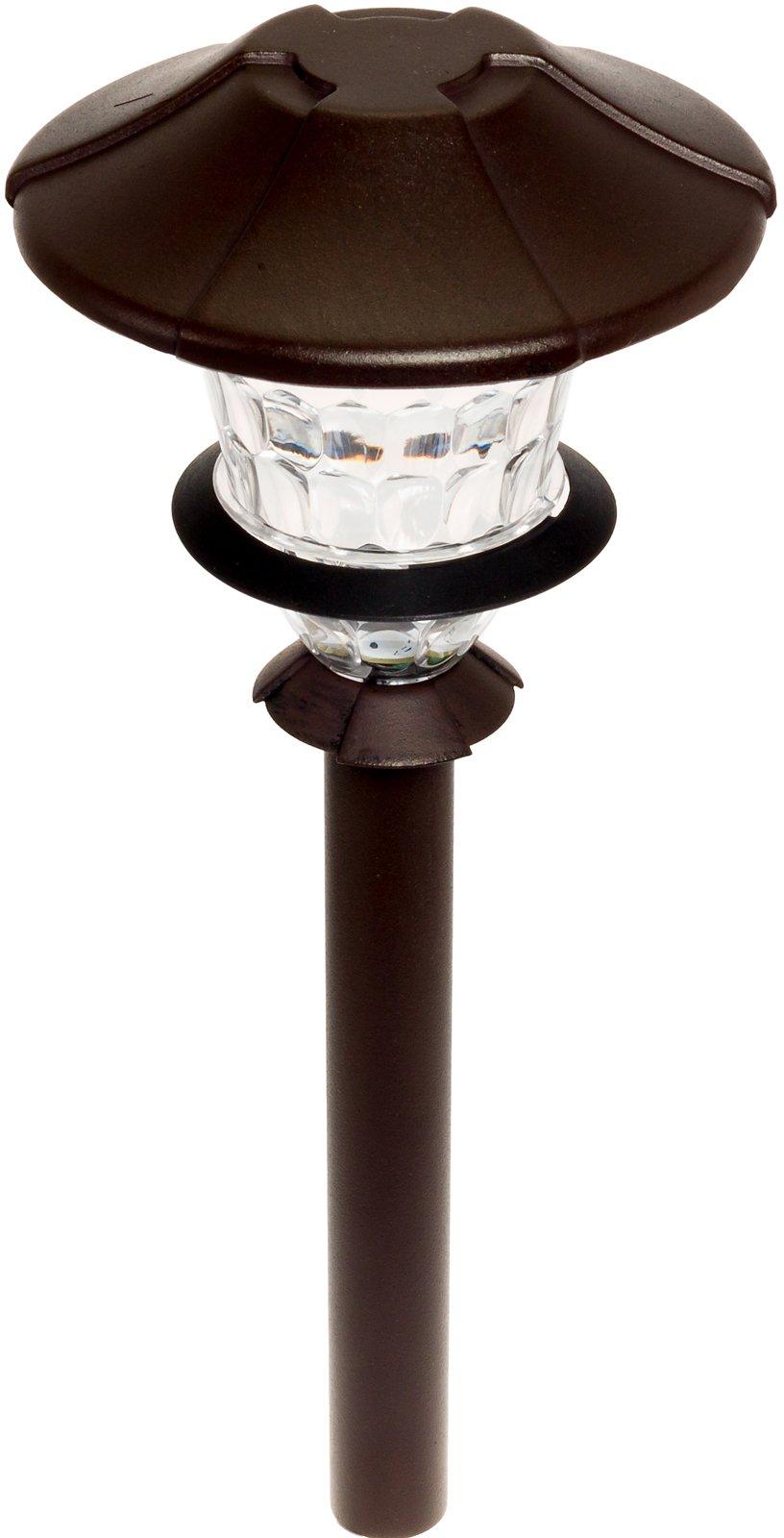 Paradise GL33869 Low Voltage LED 0.75W Aluminum Path Light (Oil Rubbed Bronze)