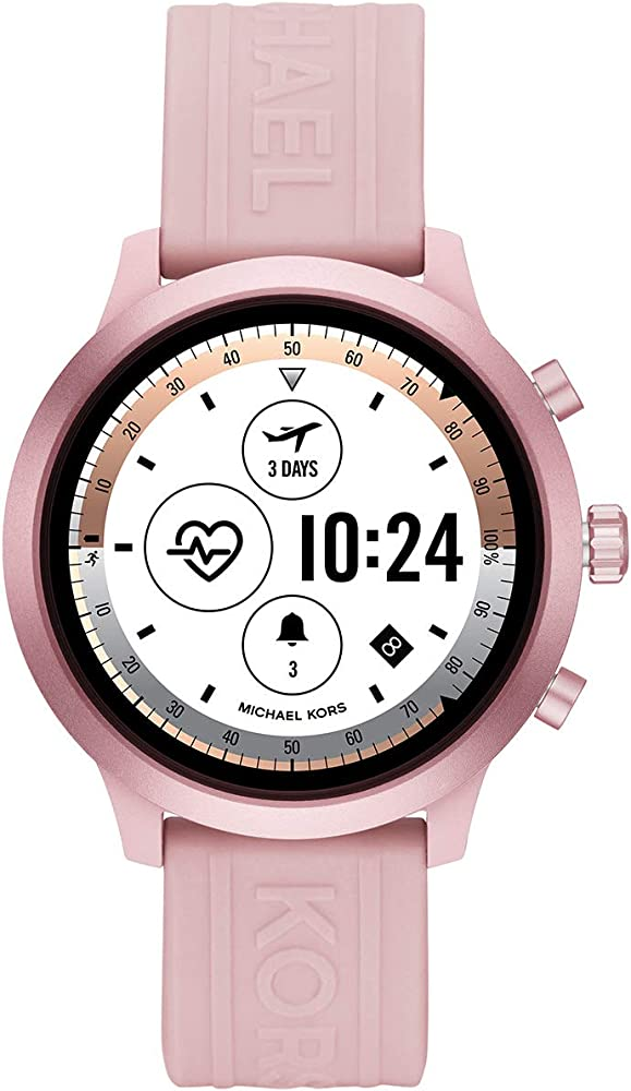 Michael Kors Reloj de Bolsillo para Mujer: Amazon.es: Relojes