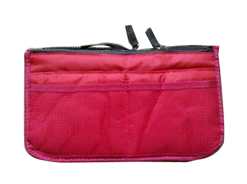 Gaorui Bag in Bag Dual Insert Multi-function Handbag Makeup Pocket Organizer Purse