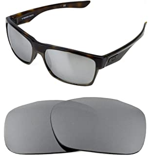 b94633c7d2 ACOMPATIBLE Replacement Lenses for Oakley TwoFace Sunglasses OO9189 ...
