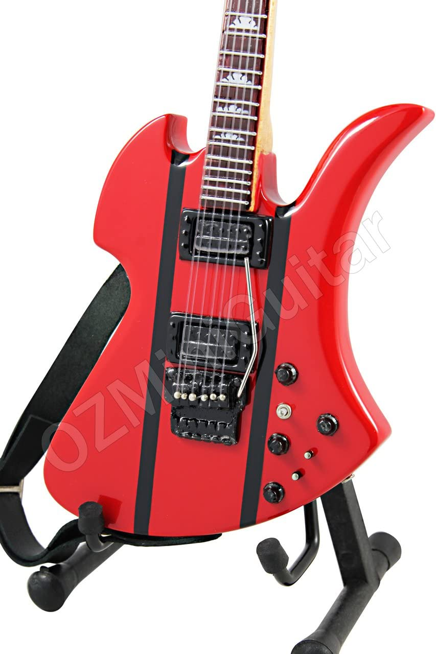 OZMiniGuitar - Guitarra en Miniatura Slash Gun N Roses Mockingbird ...