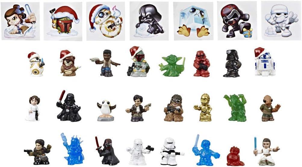 Star Wars - Adventskalender - Star Wars Spielzeug