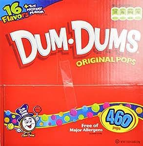 Dum Dum Pops in Table Display Box, 460-Count
