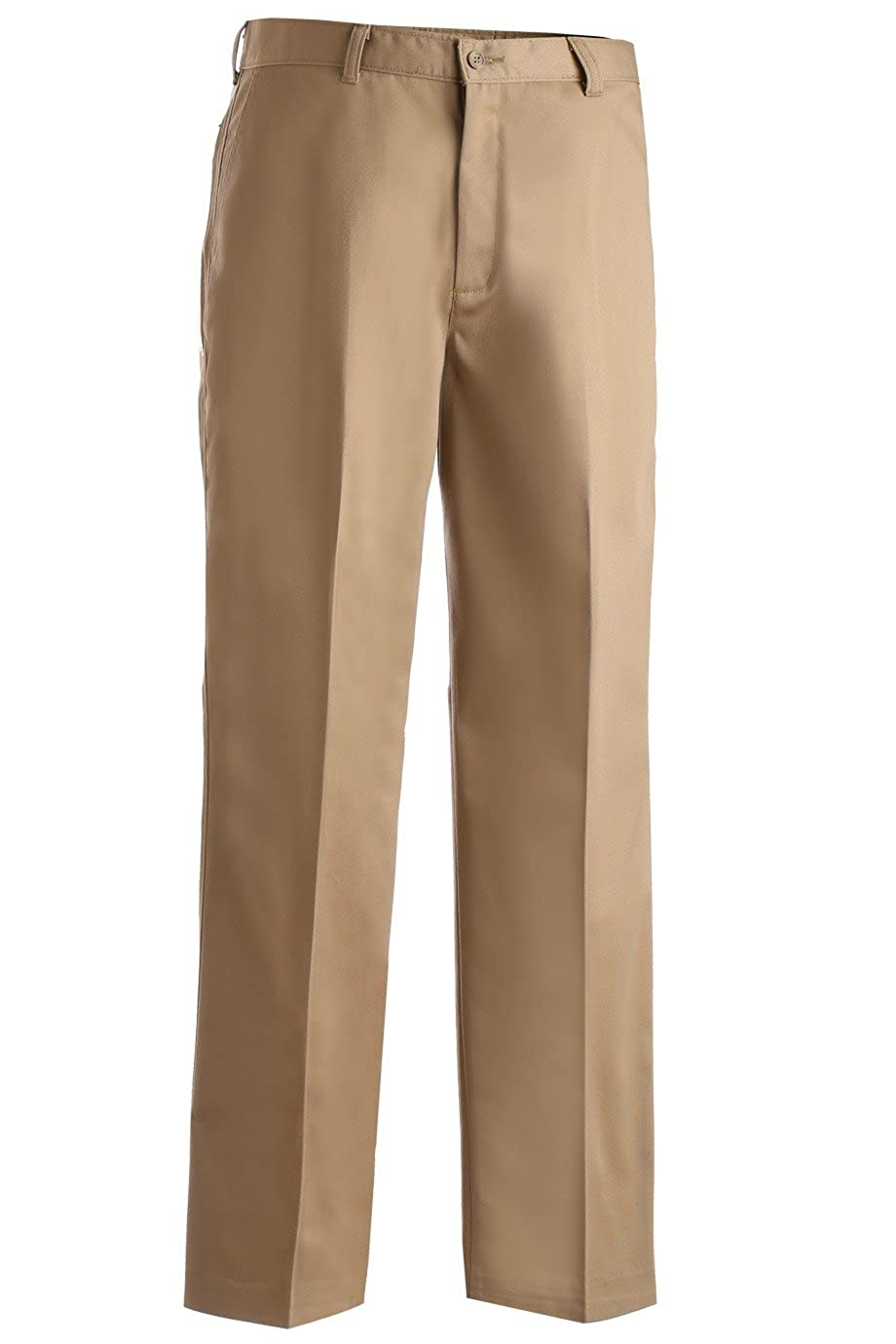Edwards Garment Men's Fashion Moisture Wicking Pocket Chino Pant 2570