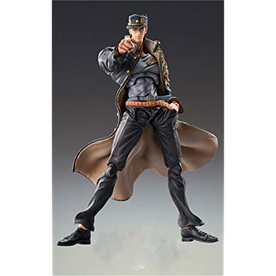 mojbu JoJo's Bizarre Adventure is Super-Movable Stardust Fighter Sora Takashi Taro Puppet Model Hand-Made, Toy Model: Home & Kitchen