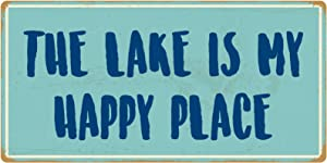 StickerPirate 1043HS The Lake is My Happy Place 5