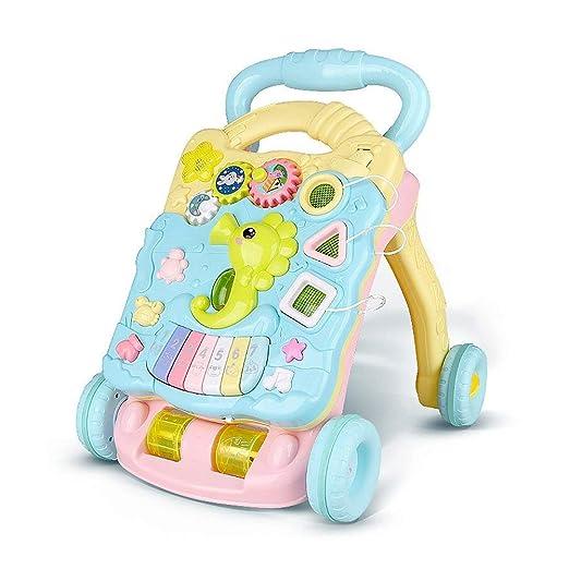 Y&MoD Andador Bebés Multifuncional Carrito, 3 en 1 ...