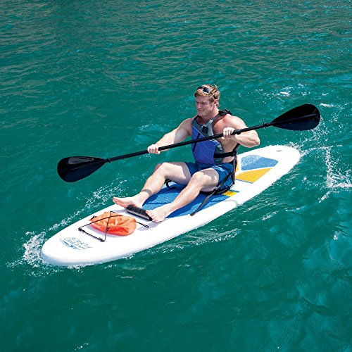 Bestway Hydro-Force White Cap Inflatable Stand Up Paddle Board by Bestway