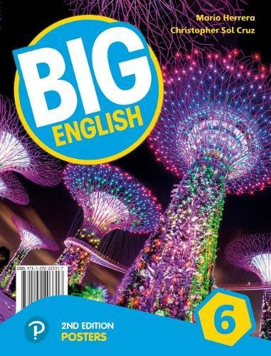 Big English AmE 2nd Edition 6 Posters ebook