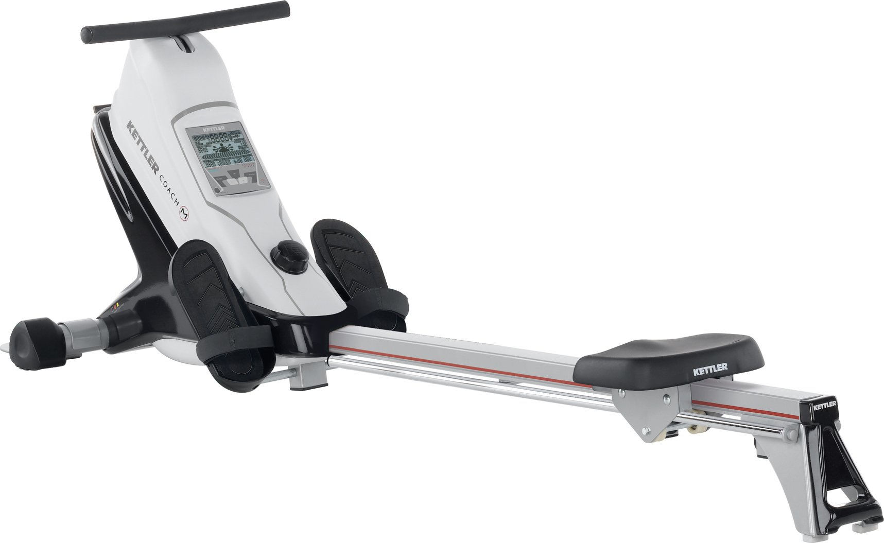 Kettler Home Exercise/Fitness Equipment: Coach M Rowing Machine by Kettler