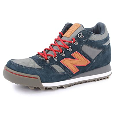 44fd76739c247 New Balance 710 H710CNV Mens Laced Suede & Mesh Hiking Boots Navy Red - 10:  Amazon.co.uk: Shoes & Bags