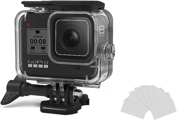 Amazon.com: Kitspeed - Funda impermeable para cámara GoPro ...