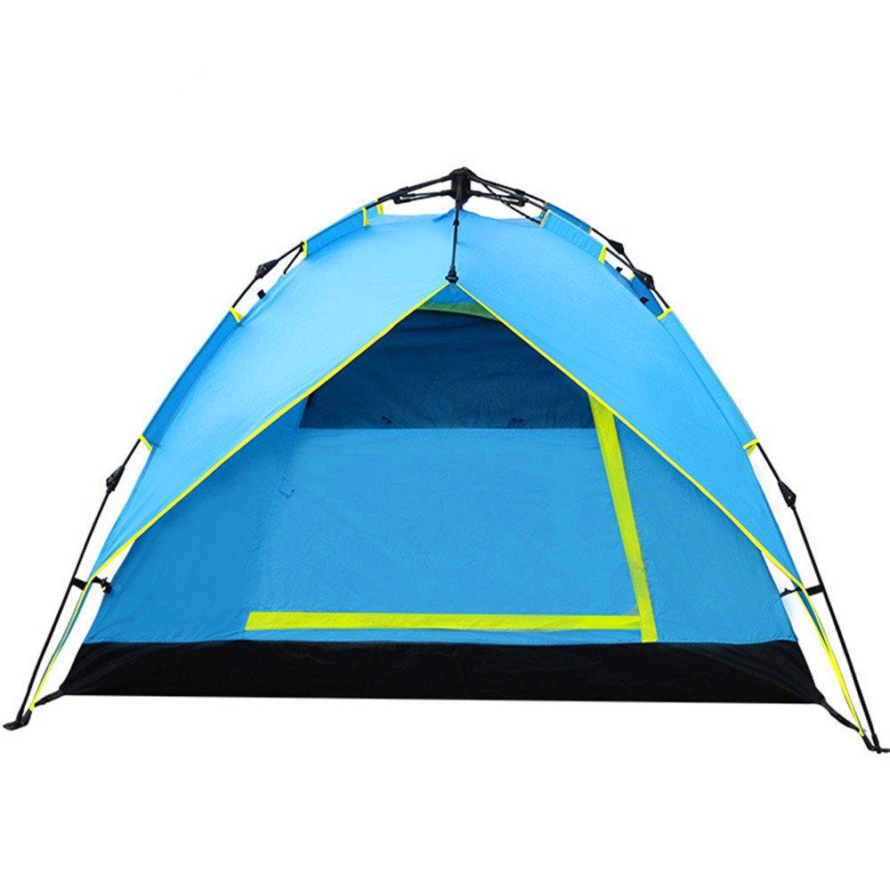 QAR Automatisches Doppeltes Zelt im Freien kampiert die Versorgungsmaterialien 3-4 Doppelten regendichten Campingzeltgroßhandels Zelt