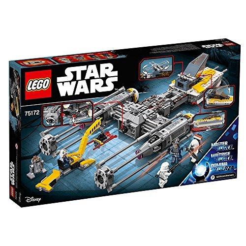 Amazon Lego Star Wars Y Wing Starfighter 75172 Star Wars Toy
