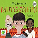 Battle of the Beetles Audiobook by M. G. Leonard Narrated by M.G. Leonard