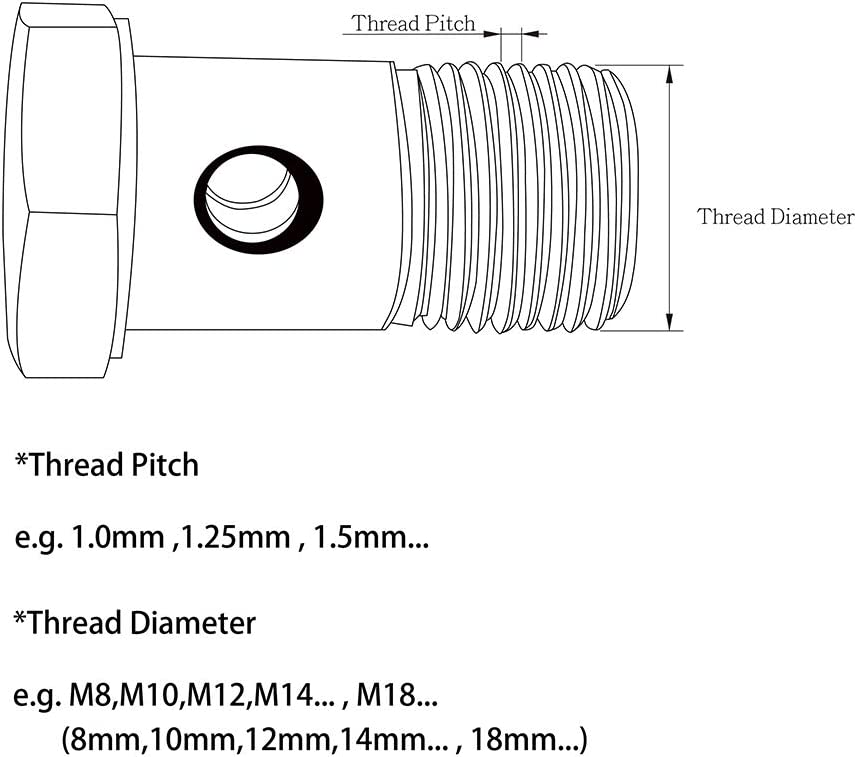 MHI TD05 TD06 W// 5//16 Barb Smartturbo 6AN Water Line Kit is compatible with Garrett T25 T28 GT25 GT28