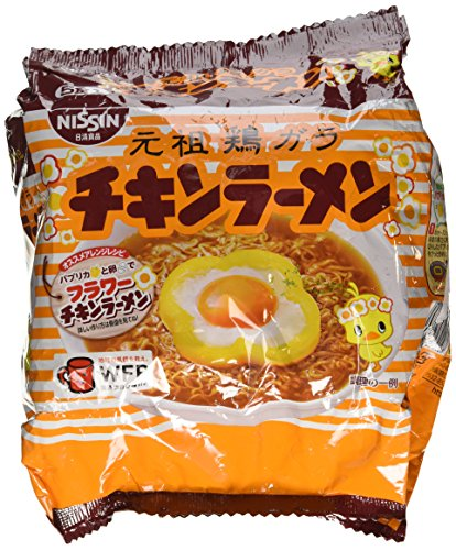 Nissin Chicken Ramen Noodle 85gx5pcs (Nissin Chicken Ramen compare prices)