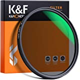 62mm Circular Polarizers Filter, K&F Concept 62MM Circular Polarizer Filter HD 18 Layer Super Slim Multi Coated CPL Lens…