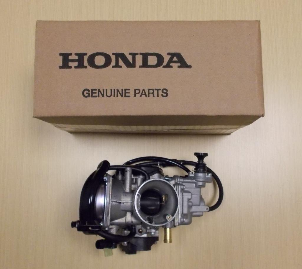 New 2004 Honda TRX 500 TRX500 Rubicon ATV OE Complete Carb Carburetor