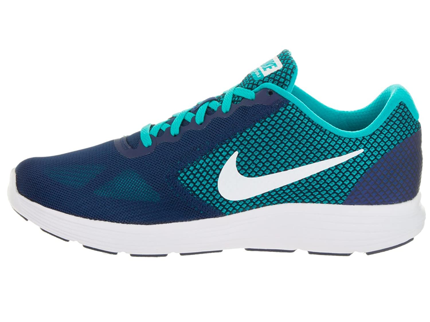 Nike Revolution 3 Men\u0027s Running Shoes 819300-405: Buy Online at Low Prices  in India - Amazon.in