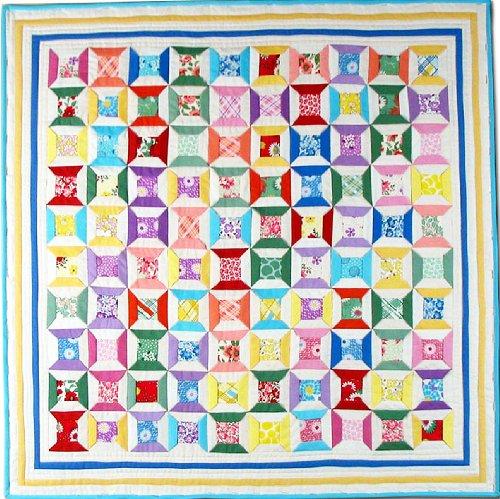 American Jane Patterns Topsy Turvy - Jane Quilt American Patterns
