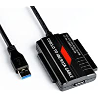 Lanka USB 3.0 to IDE SATA 2.5/3.5 inch Hard Drive Adapter HDD Reader Converter Cable