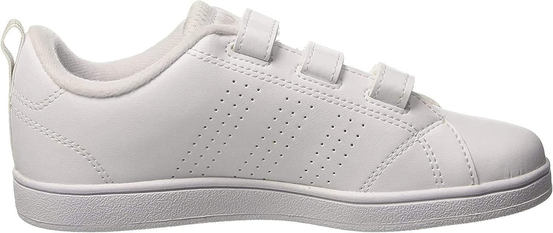 Adidas Neo Chaussures basses cuir ou simili 8k k noir jr