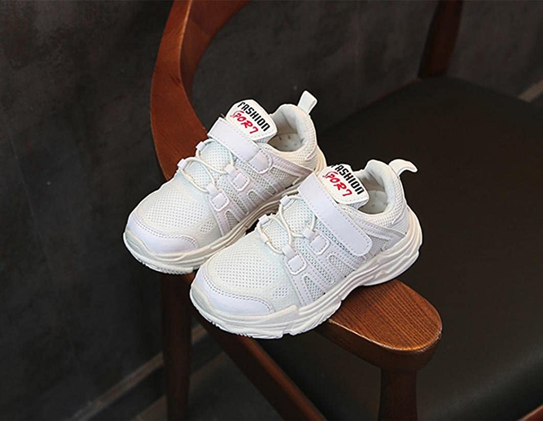 Kids Shoes for 3-6 Years Old,Baby Boys Girls Children Mesh Soft Sole Sneakers Sport Running Walking Casual Shoes