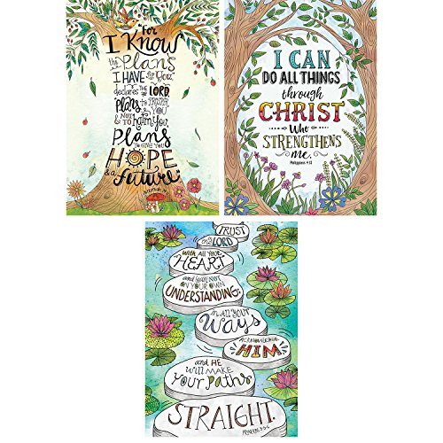 Creative Teaching Press Safari Friends Magnetic Décor Strips, Large (8398)  Pack of 3