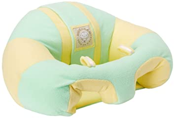 Excellent Condition Other Imported From Abroad Bumbo Green Baby Floor Seat With Straps And Tray