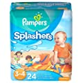 Pampers Splashers Size 3/4 Swim Pants - 24 Count