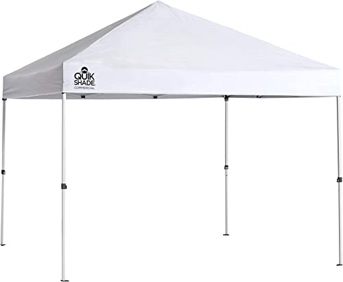 Quik Shade Commercial 10 x 10 ft. Straight Leg Canopy