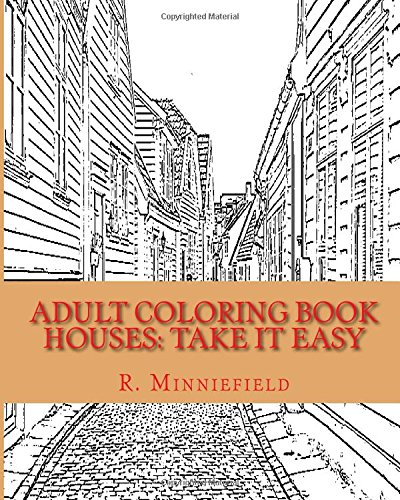 Coloring architecture Buildings Country Landscapes product image