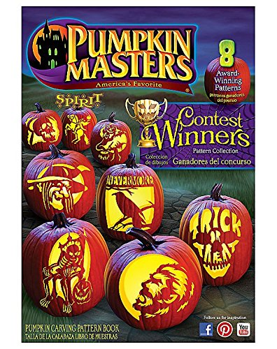Pumpkin Masters Pattern Book Assorted]()
