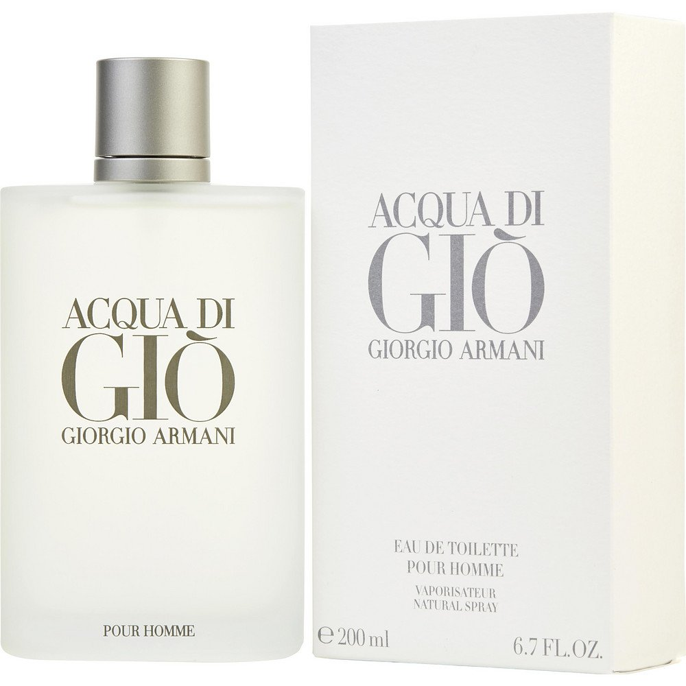 ACQUA DI GIO By Giorgîo Armanî Eau De Toilette Spray 6.7 fl.oz for Men