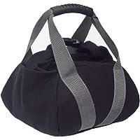 Greyghost Verstelbare Kettlebell Zandzak, Comfortabele Handvat Gesp Lock Draagbare gewichten Kracht Zandtas…