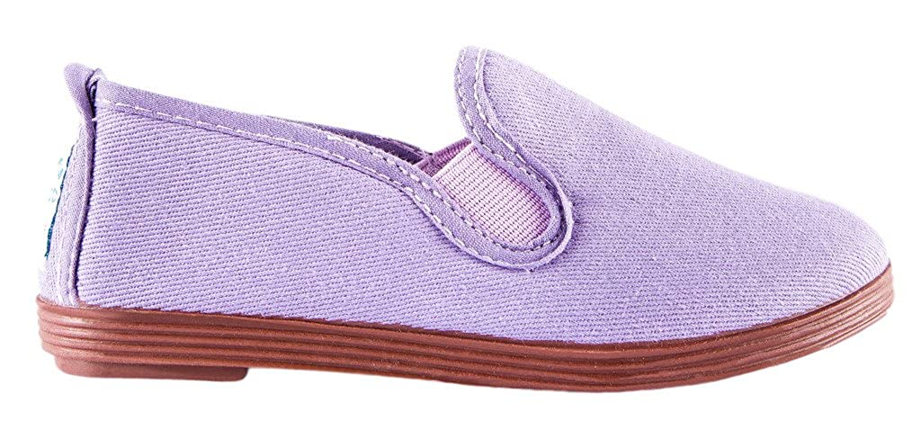 Baby-Toddler-Kid Namoo Kids Slip On Canvas Shoes for Boys and Girls Cotton Rubber Sole