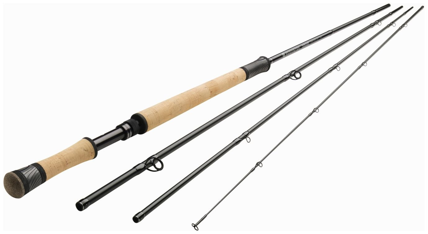 Redington Fly Fishing Rod 6116-4 Chromer Rod with Tube 6WT 11'6'' (Piece 4) by Redington